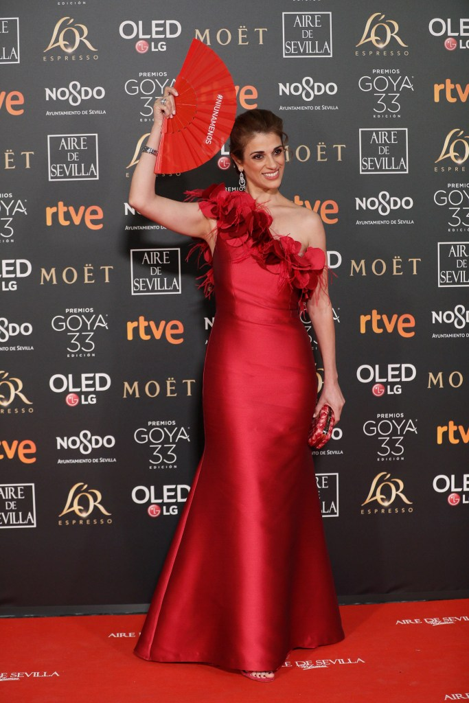Ruth Gabriel (EFE/ Jose Manuel Vidal)