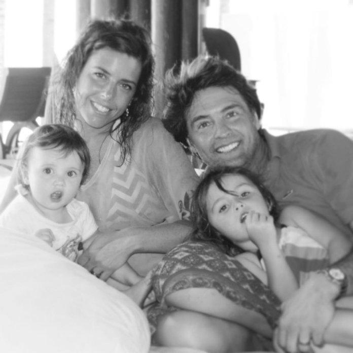 Juan Soler y Maki se casaron en 2003. Tienen dos hijas (Foto: Archivo)