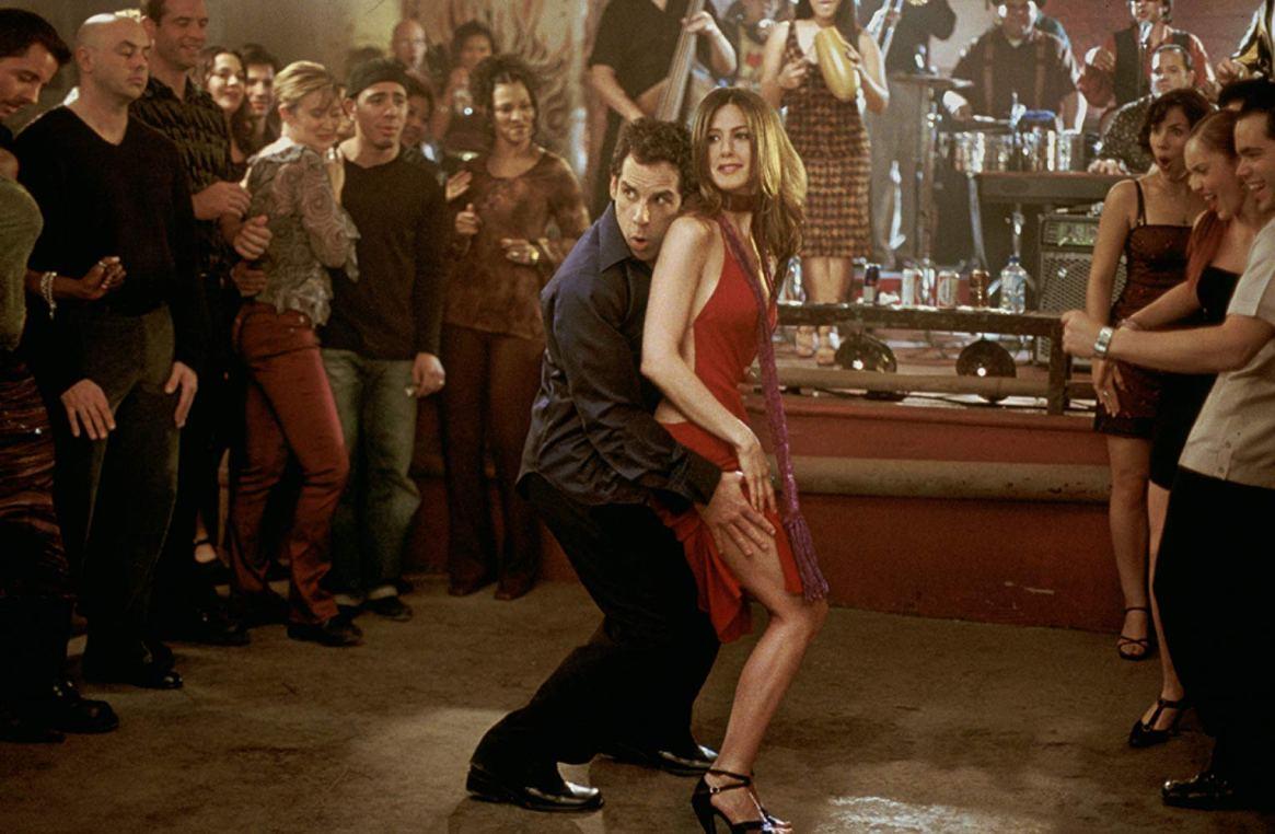 """Jennifer Aniston y Ben Stiller en la taquillera """"Mi novia Polly"""""""