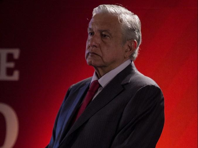 Andrés Manuel López Obrador ha recibido amenazas en su contra. (Foto: Cuartoscuro)