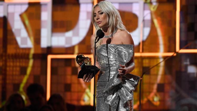Lady Gaga (Kevork Djansezian/Getty Images/AFP)