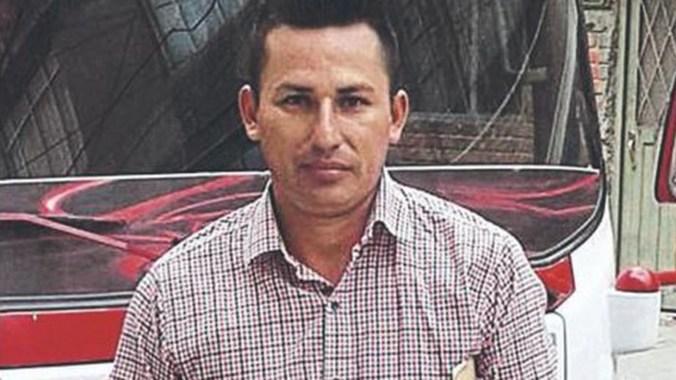 Como Wilson Arévalo, alias 'Chaco', fue identificado el segundo capturado por el atentado con carro bomba en Bogotá.