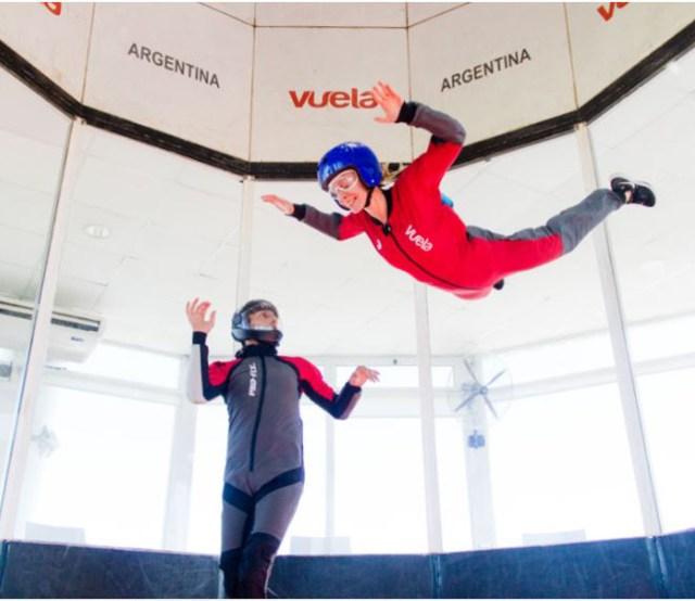 Simulador de vuelo, una salida a pura adrenalina (Vuela.com)