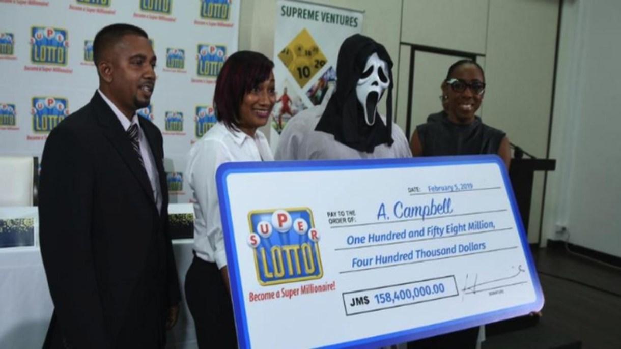 El ganador decidió esperar 54 días para ir a recoger su premio (Foto: Twitter Supreme Ventures Ltd)