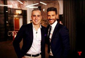 Jorge Enrique Abello y Erick Elías (Instagram)