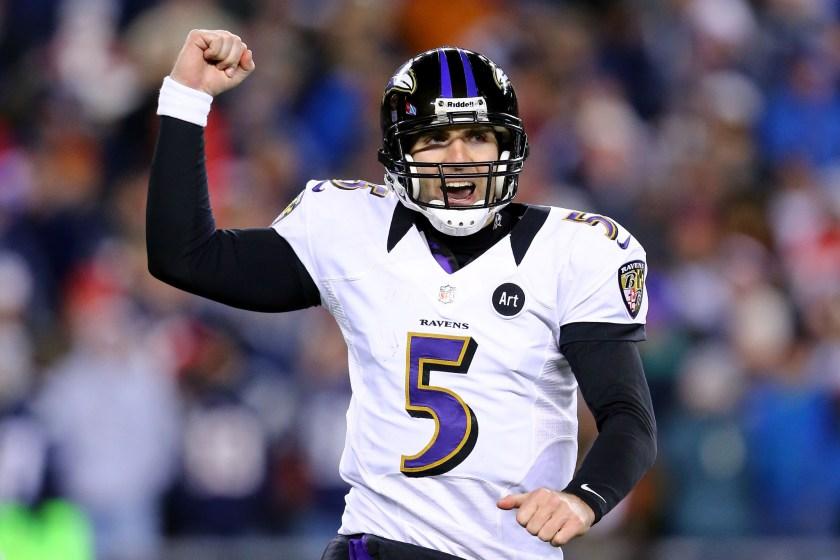 El quarterback cumplió 34 años de edad en enero pasado (Foto: AFP)