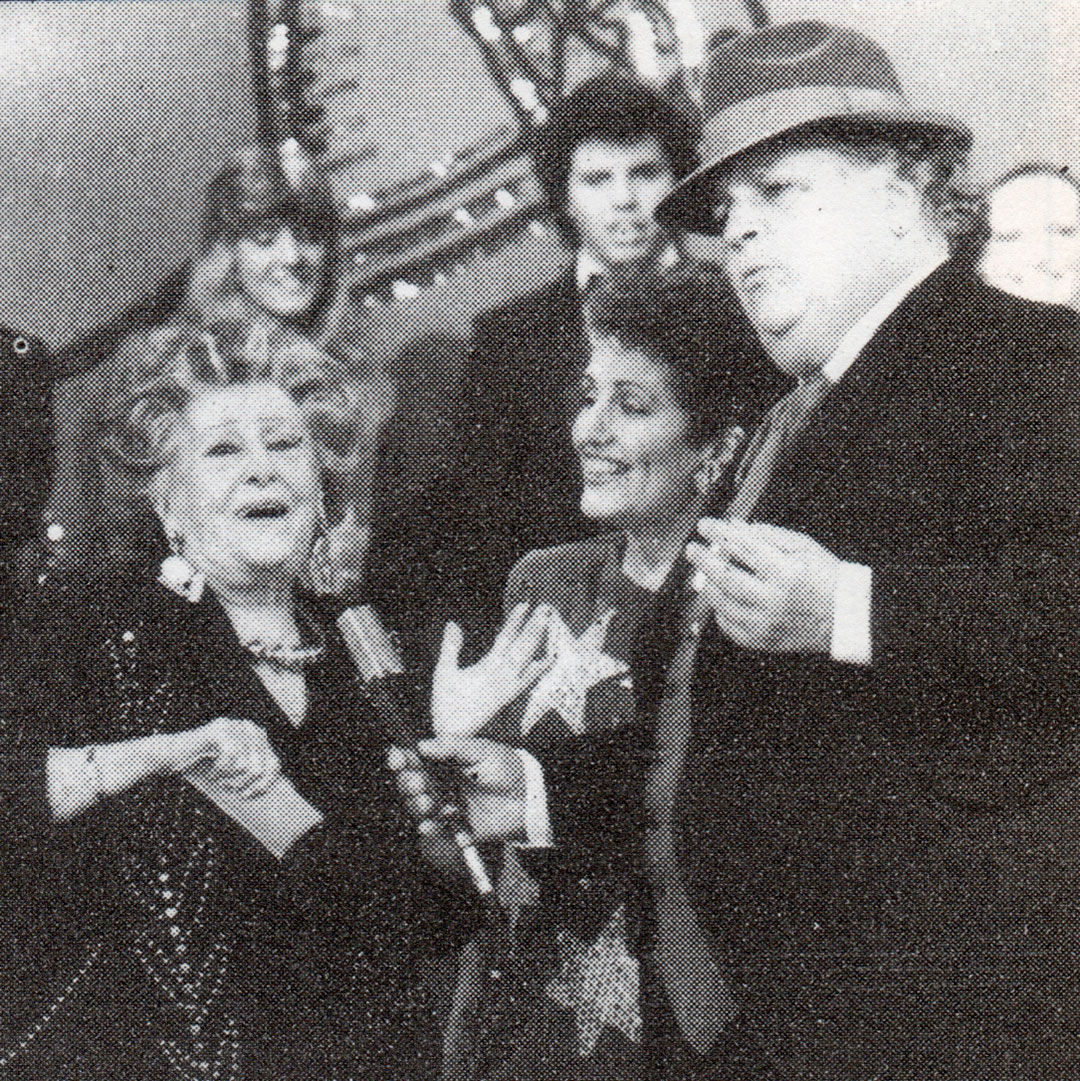Ana Luciano Divis (Tania) y Eduardo Bergara Leumann