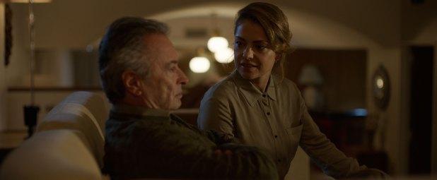 "Dolores Fonzi interpreta a la hija de Oscar Martínez en ""La misma sangre"""