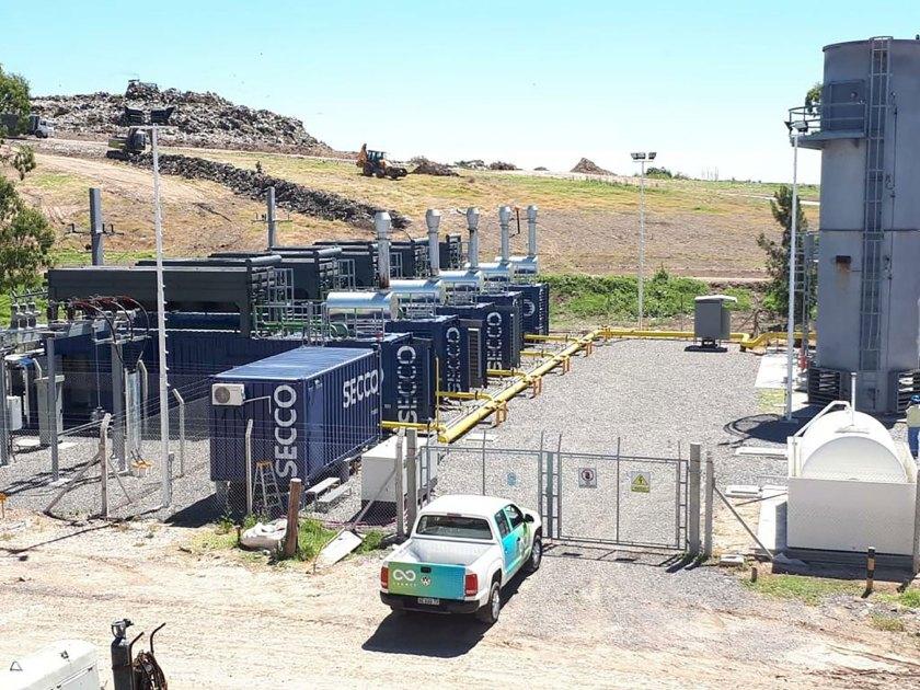 Con biogás de la basura abastecen a 200.000 personas en La Plata