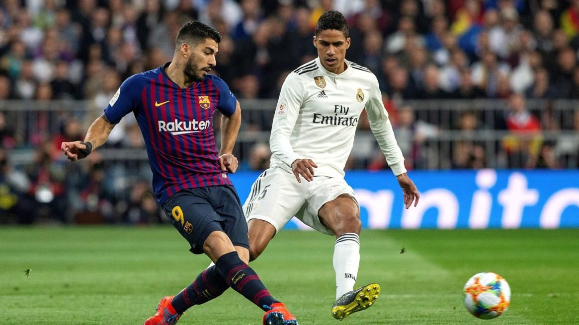 Real Madrid y Barcelona se reparten el 47% de la masa salarial en la Liga española (EFE)