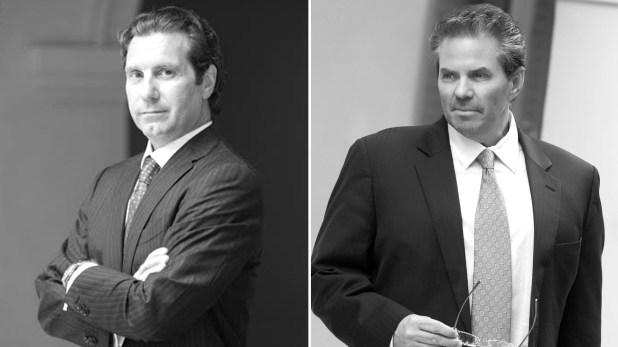 Anthony Daniello y Peter Karam, dos abogados con pedido de prisión