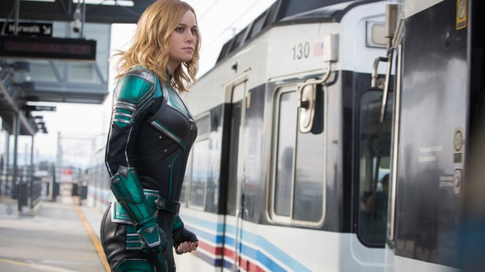 """La entrega de la cinta llegará después del estreno de """"Capitan Marvel"""" en la que muestra a fundadora de la iniciativa """"Avenger"""" (Foto: Captura Youtube)"""