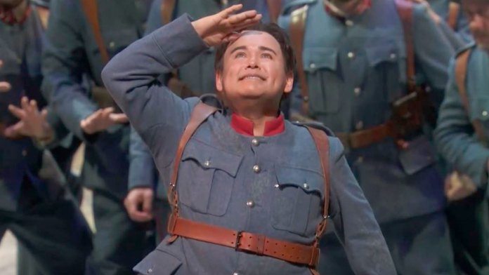 """Camarena hizo historia en siete funciones de """"La hija del regimiento"""" en Nueva York (Foto: MetOpera)"""