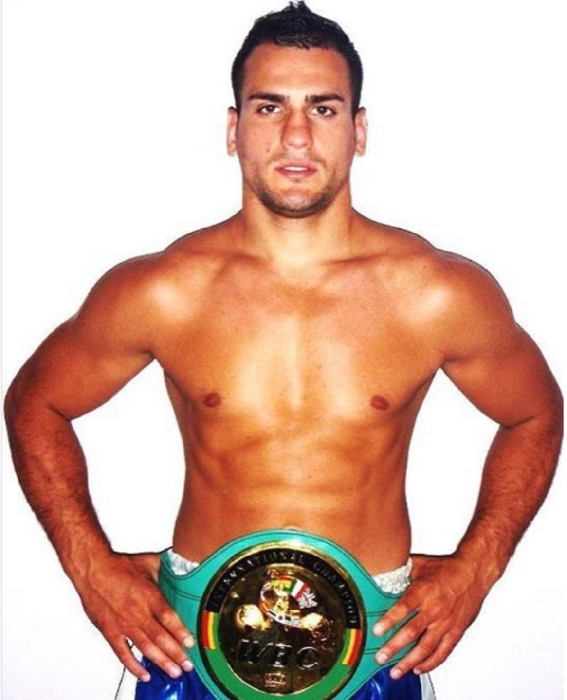 Lo Greco fue campeón mundial en 2010