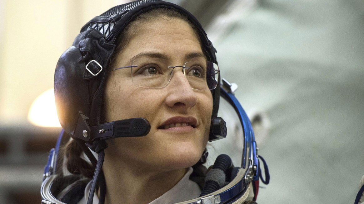 Christina H. Koch (AP)
