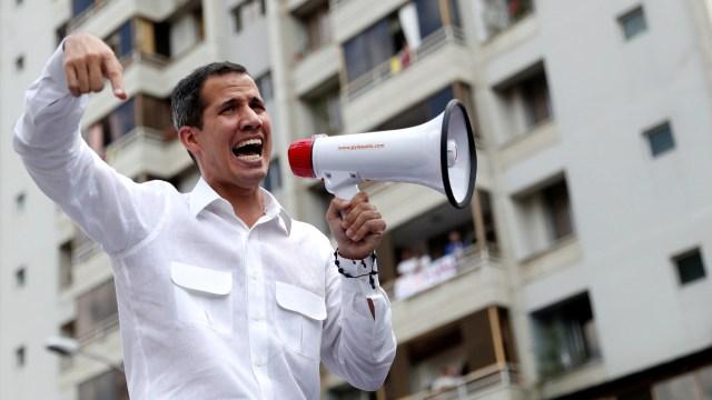 Guaidó llamó a movilizarse este martes 12 de marzo a las 15