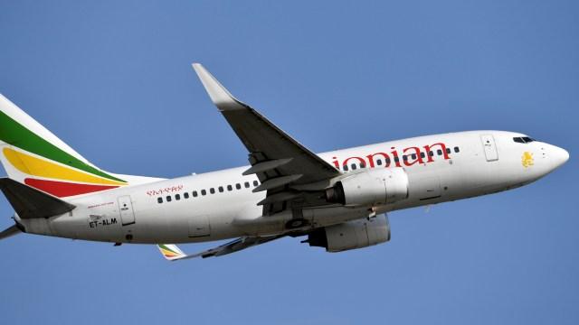 Un Boeing 737-700 Next Generation de Ethiopian Airlines (AFP)