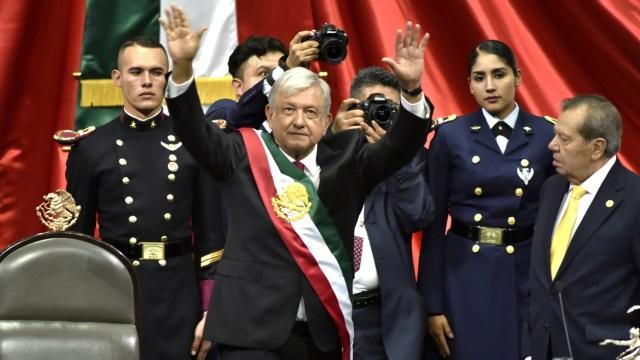 López Obrador llegó a la Presidencia en su tercer intento ( Foto: SAÚL LÓPEZ /CUARTOSCURO)
