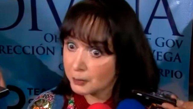 María Antonieta de las Nieves dejó de trabajar para cuidar a su esposo (Foto: ImagenTV)