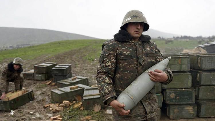 El conflicto en Karabaj, en el Cáucaso Sur. Foto: AFP.