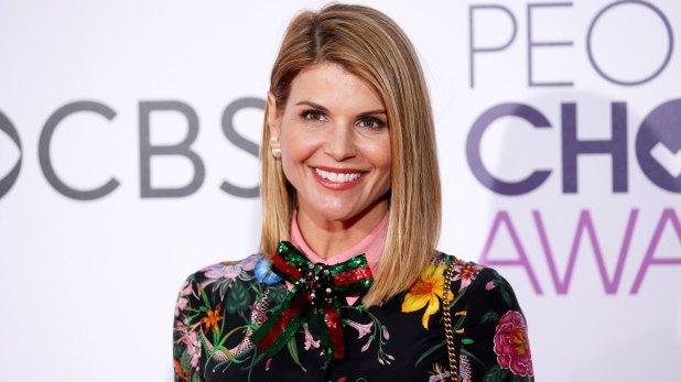 Lori Loughlin, una de las actrices implicadas (Reuters)