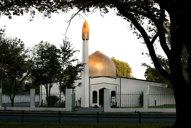 La mezquita Al Noor (Reuters/ SNPA/ Martin Hunter)