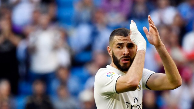 Benzema seguirá siendo el delantero elegido por Zidane