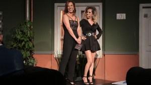 """Consuelo interpreta a Julia, una actriz que por un error es llamada """"Lady Televisa"""" (Foto: Juan Vicente Manrique)"""