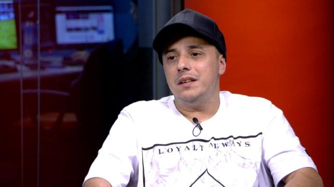 """El Dipy: """"A mi mujer la llaman futbolistas, empresarios y políticos, pero decide estar conmigo"""" - Infobae"""