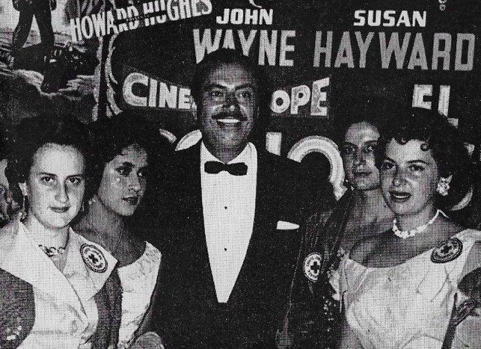 Pedro Armendariz, se suicidó en 1963, al conocer que padecía de un cáncer renal incurable