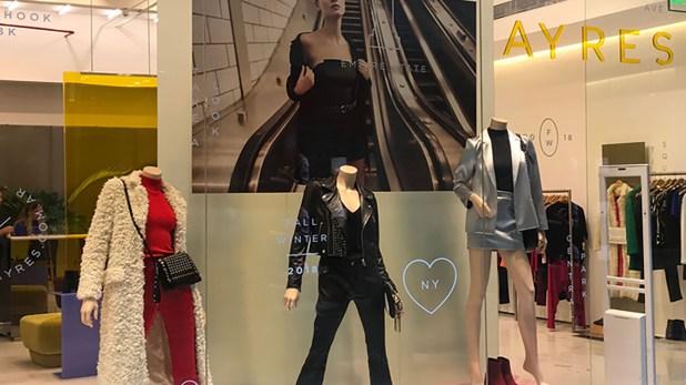 Las ventas de indumentaria cayeron cerca del 14 por ciento en febrero