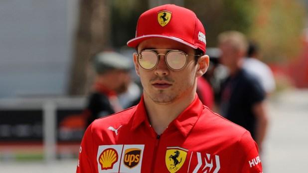 Leclerc se adueñó de la pole REUTERS/Thaier Al-Sudani