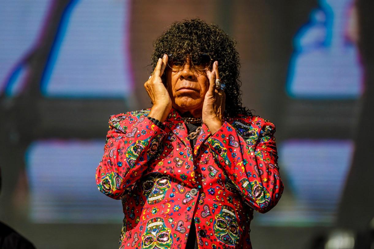 El cantante cordobés le puso su estilo al Lollapalooza (Foto: Lollapalooza)