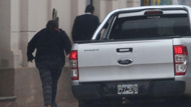 El lunes se acercaron a la fiscalía la víctima de 25 años junto a su madre para ampliar la declaración