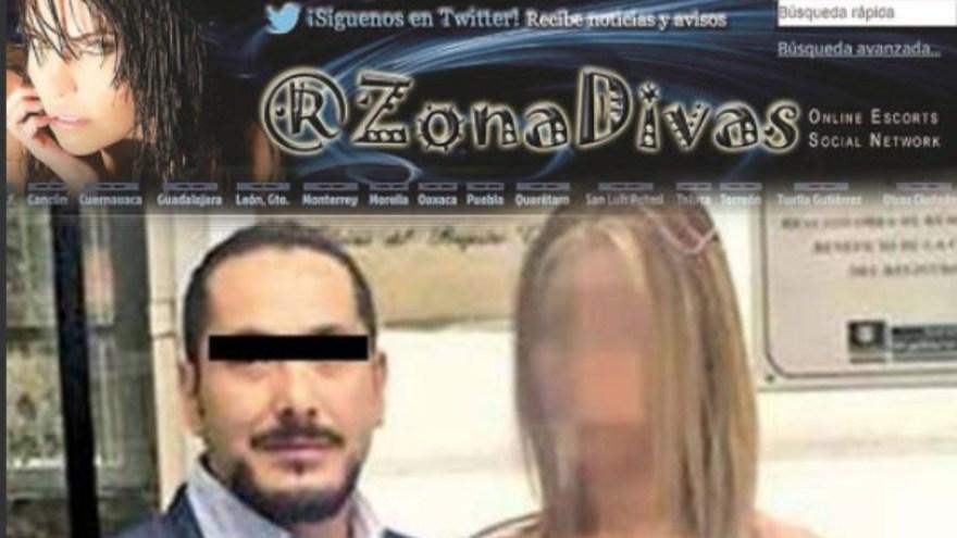 """Detuvieron a """"El Soni"""", que a través del portal Zona Divas prostituyó a más de 2.000 mujeres entre ellas argentinas y colombianas - Infobae"""