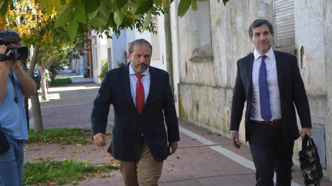 El fiscal suspendido Bidone (Federico Zabalete)