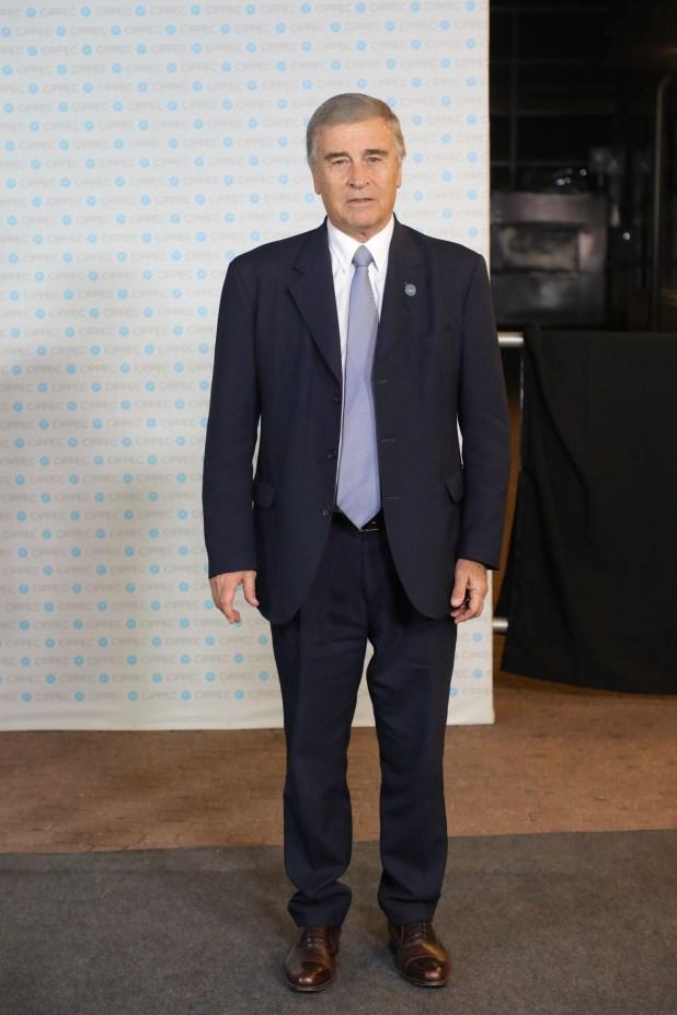 El ministro de Defensa, Oscar Aguad