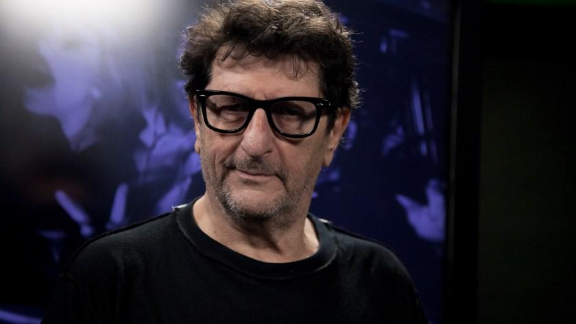 Raúl Perrone en Infobae (Santiago Saferstein)