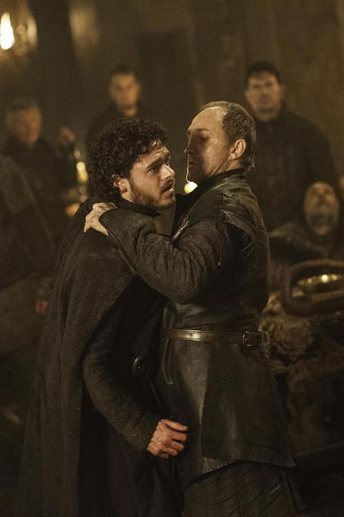Rob Stark, el joven lobo, asesinado por Roose Bolton (Foto: HBO)