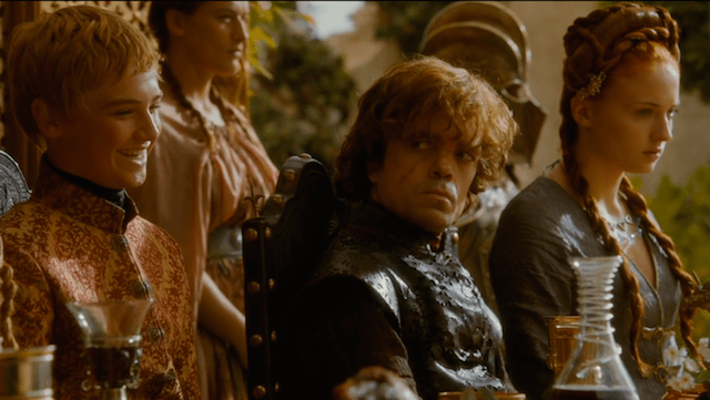 Tyrion, acusado de la muerte de su sobrino (Foto: HBO)