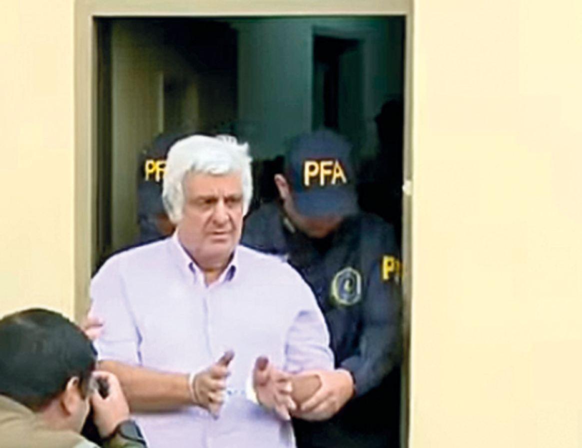 """Samid fue detenido en Belice el 6 de abril: """"Entré en pánico"""", se excusó"""