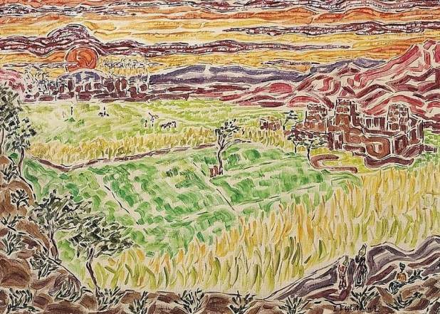 Sunrise in the Country (Inji Aflatoun; 1973) (Foto: Facebook)