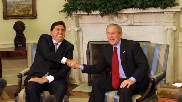 A diferencia de su primer gobierno, García abrazó al libre mercado en su segunda gestión y mantuvo lazos más estrechos con Washington