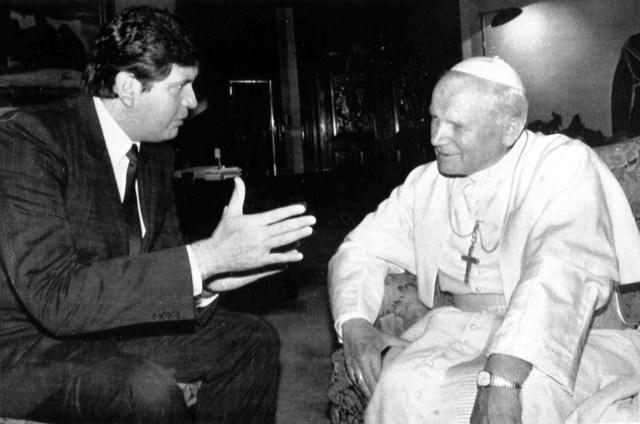 La visita de Juan Pablo II a Lima, en 1988