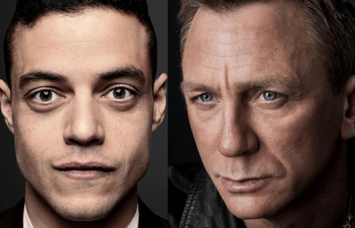 Rami Malek acompañará al actor británico Daniel Craig – Bond 25
