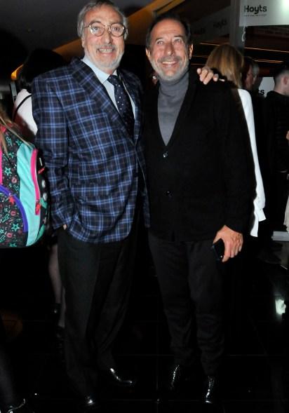Luis Brandoni y Guillermo Francella