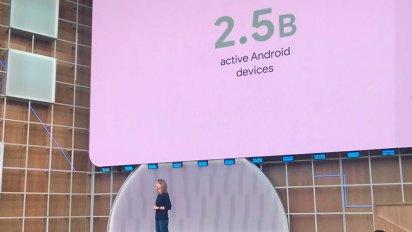 Hay 2,5 mil millones de usuarios de Android en todo el mundo.
