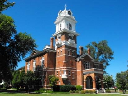 El palacio de justicia del condado de Gwinnett, en el sur de Estados Unidos (Foto: Cortesía Gwinnett County)