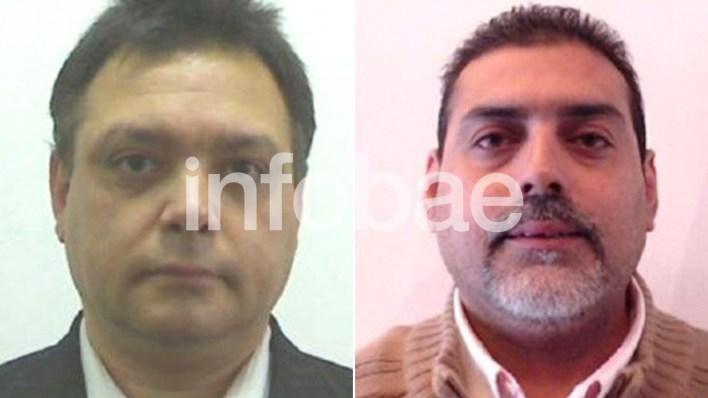 Rafael Cano Carmona y Juan Jesús Fernández, autorizado y titular del Vento.