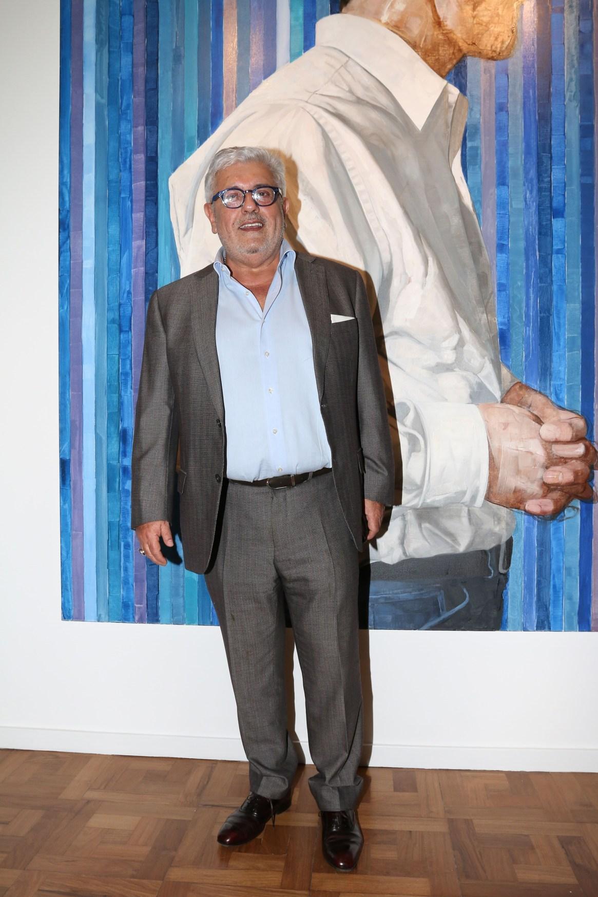 El empresario Carlos Gorosito